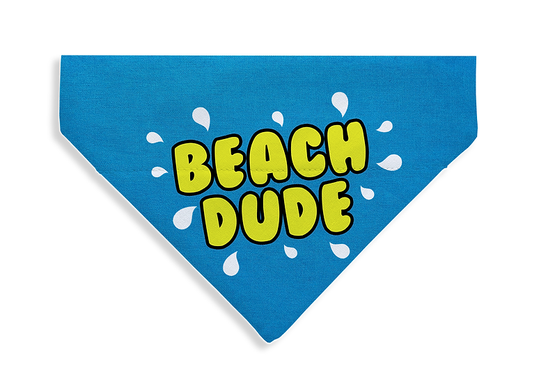 Beach Dude Bandana - From $17
