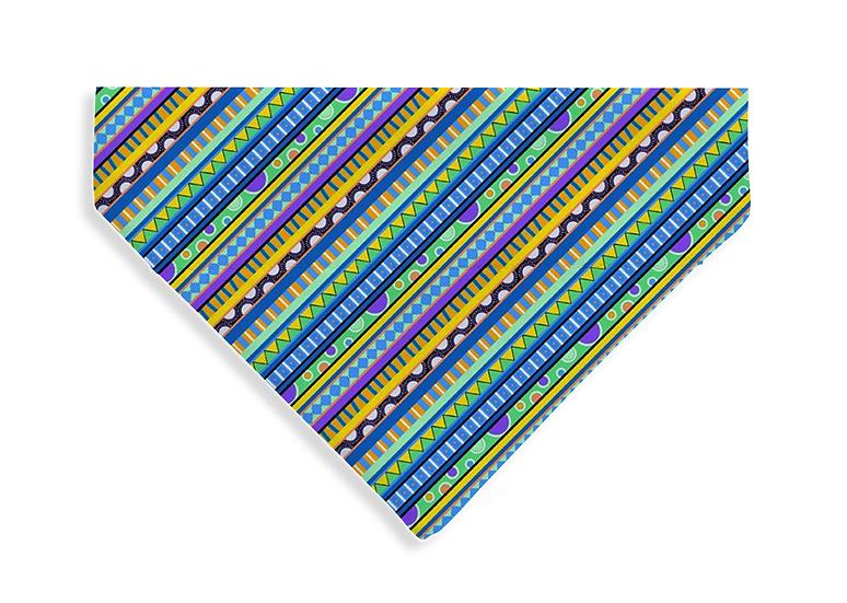 Groovy Stripes Bandana (no name) - From $15