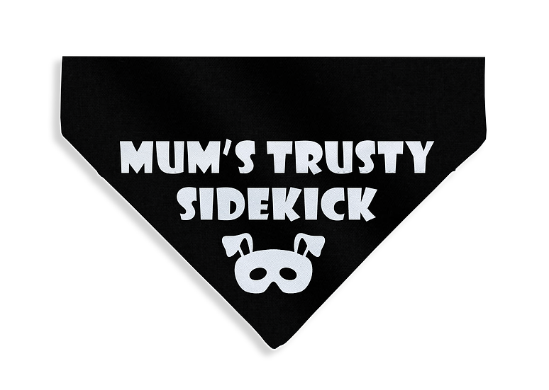 Trusty Sidekick Bandana - Dog - From $17