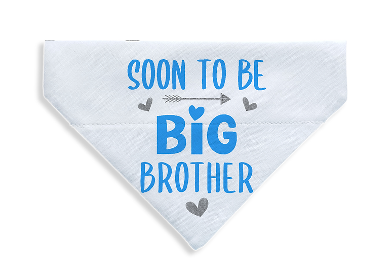 Soon to be brother - From $17