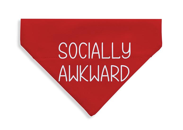 Socially Awkward Bandana - From $17