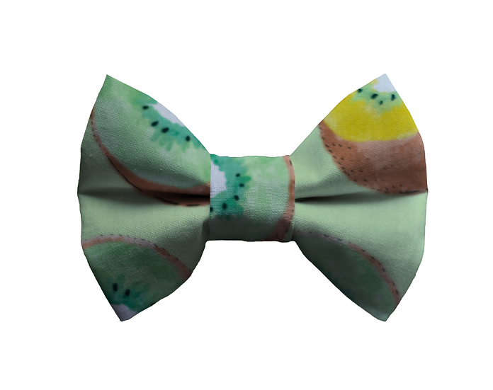 Kiwi Fruit Bow Tie - From $10