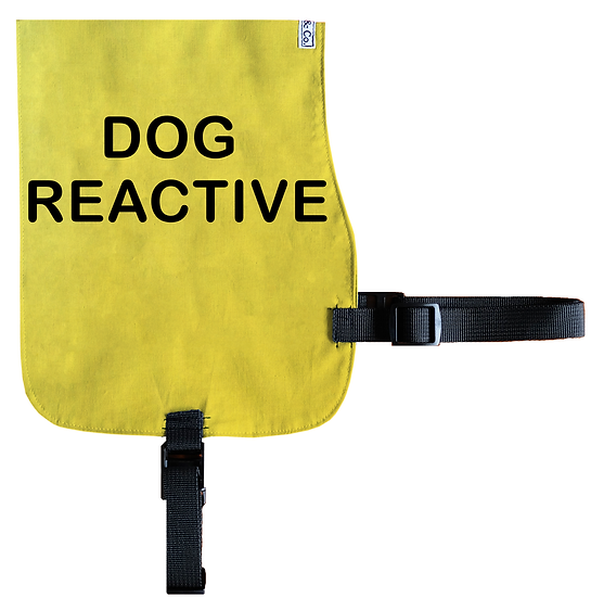 Dog Reactive Cotton Vest - From $20