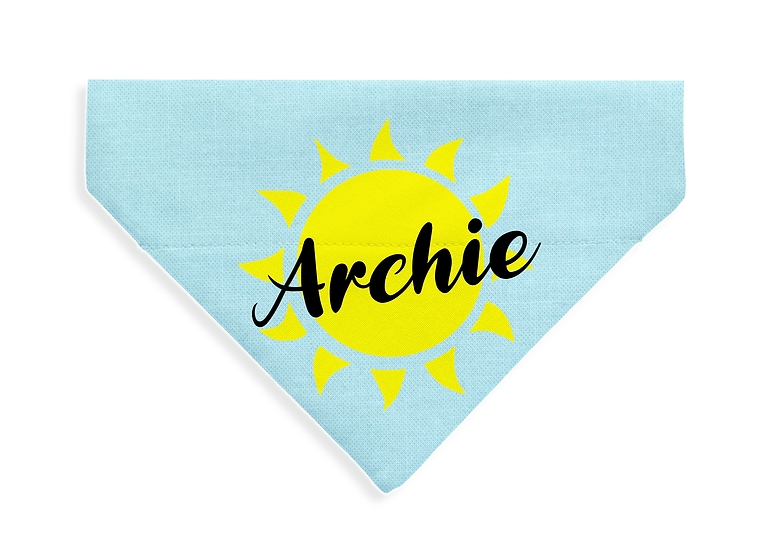 Named Sun Bandana - From $17