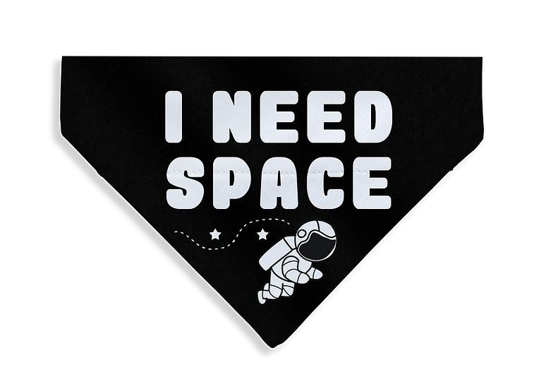 I Need Space Bandana - From $17