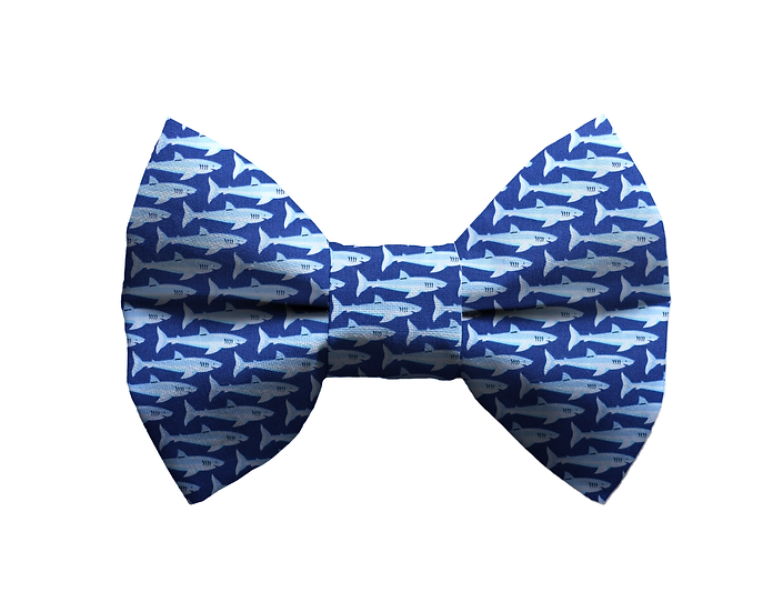Shark Bow Tie - From $10
