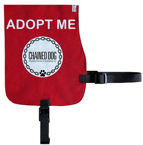 Pet Rescue Adoption Cotton Vest - From $20