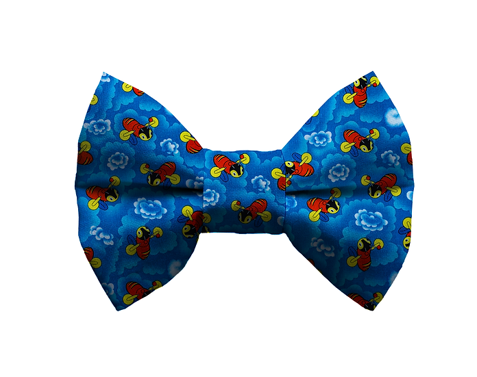 Buzzy Bee Bow Tie - From $10
