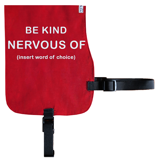 Be Kind Nervous of...  Cotton Vest - From $20
