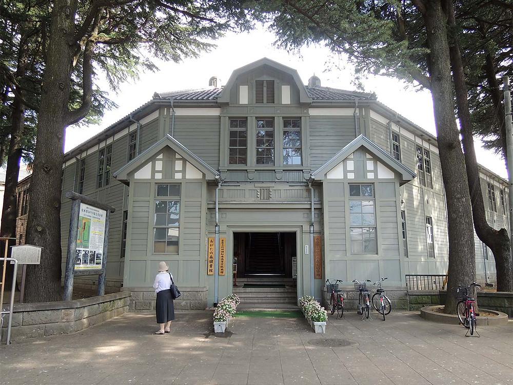 旧制松本高校校舎