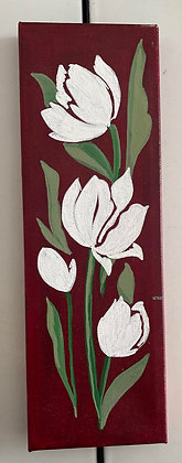Tulips by Phoebe Rotter