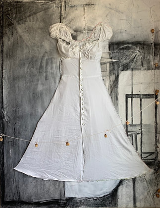 Magic Dress by Julia L. Greenburger
