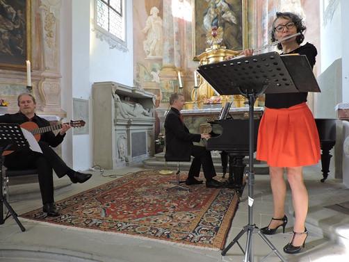 Konzert Trio in Mammern TG