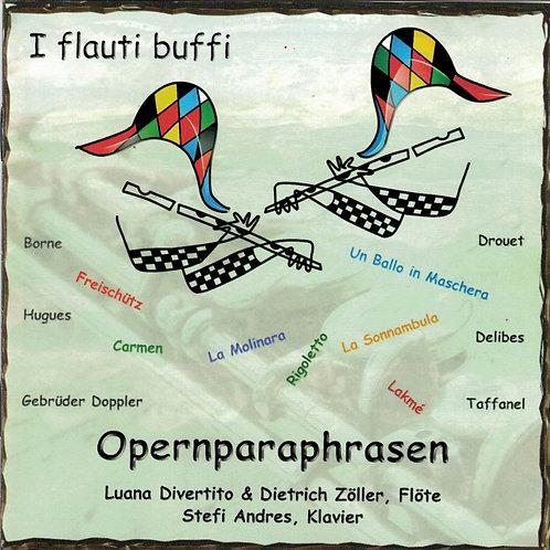 CD Opernparaphrasen