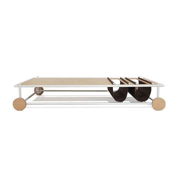 mesa de centro Hot Roll
