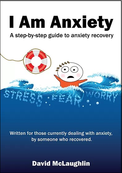 I Am Anxiety book cover