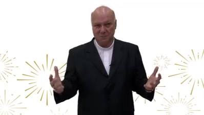 Mensagem de Ano Novo do Arcebispo de Cascavel, Dom Mauro Aparecido dos Santos.