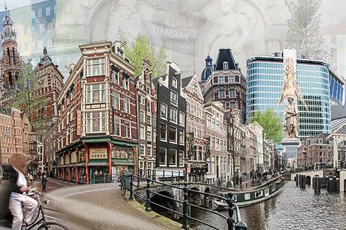 "Amsterdam ""I am sterdam"""