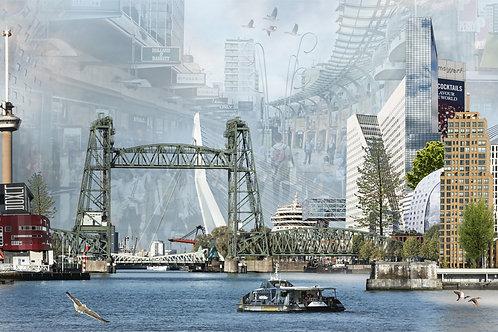 """Rotterdam """"The bridge Rotterdam"""""""