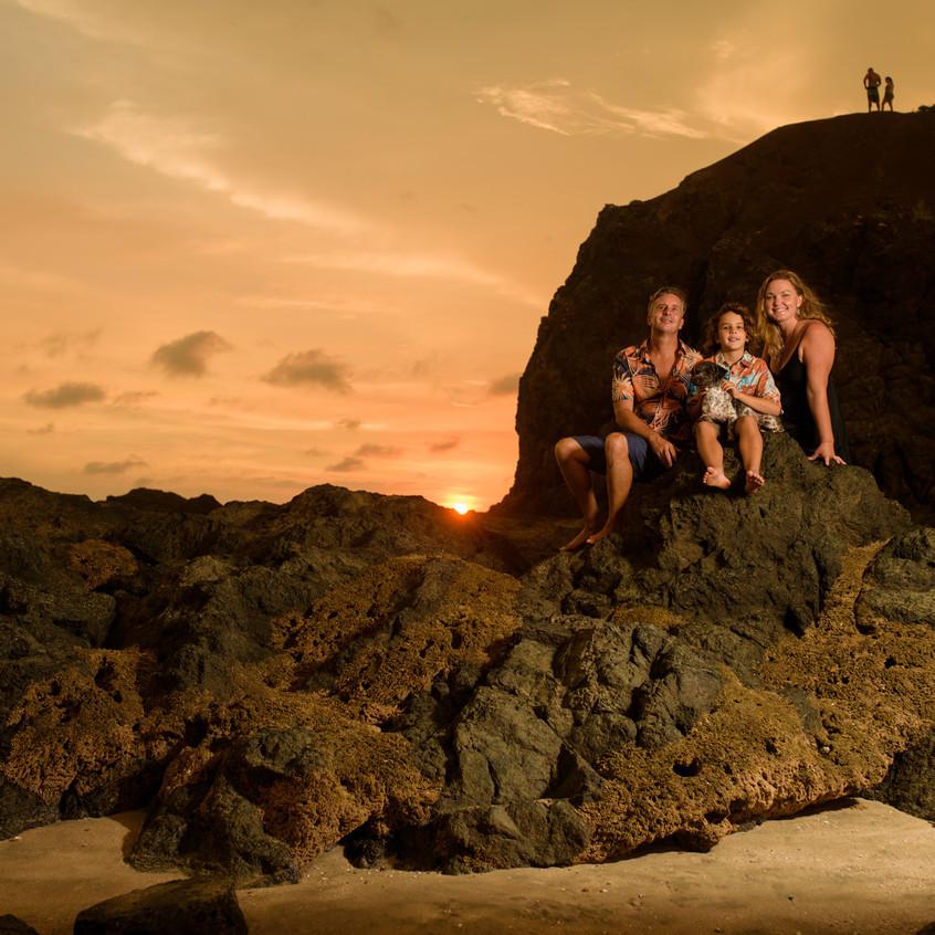 Costa Rica beach photography