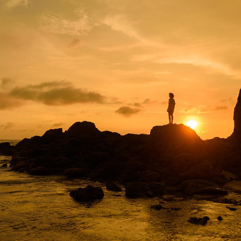Professional sunset photography Costa Rica