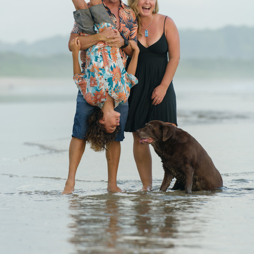 Great family photo ideas during a Costa Rica Vacation