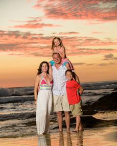 Family portraits Tamarindo