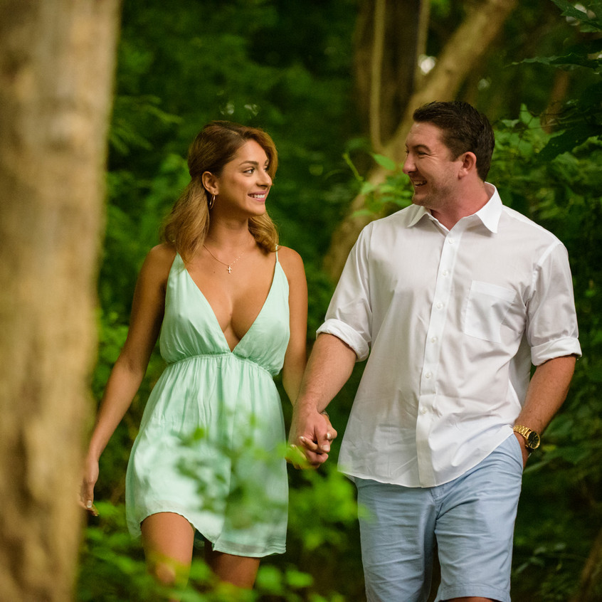 Tips for planning a surprise engagement in Costa Rica
