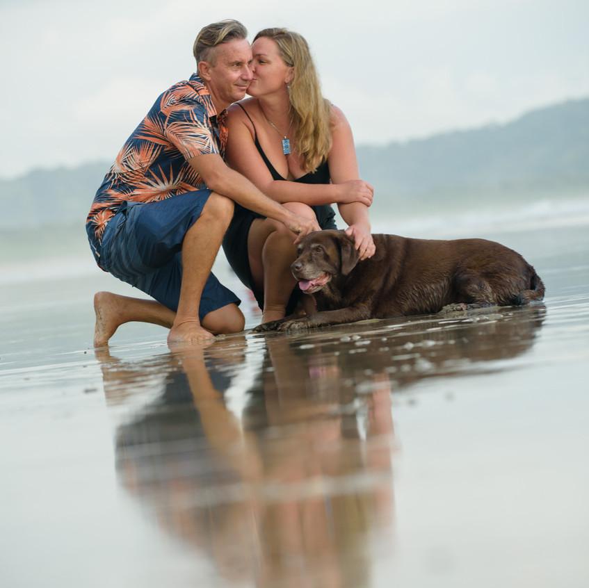Everlasting love in Costa Rica