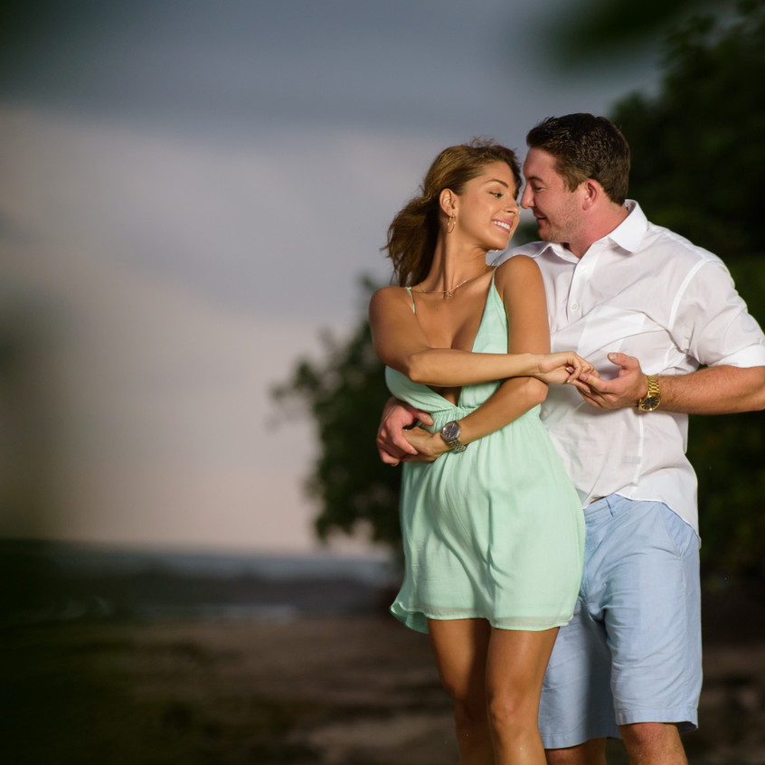 Planning the perfect proposal in Costa Rica