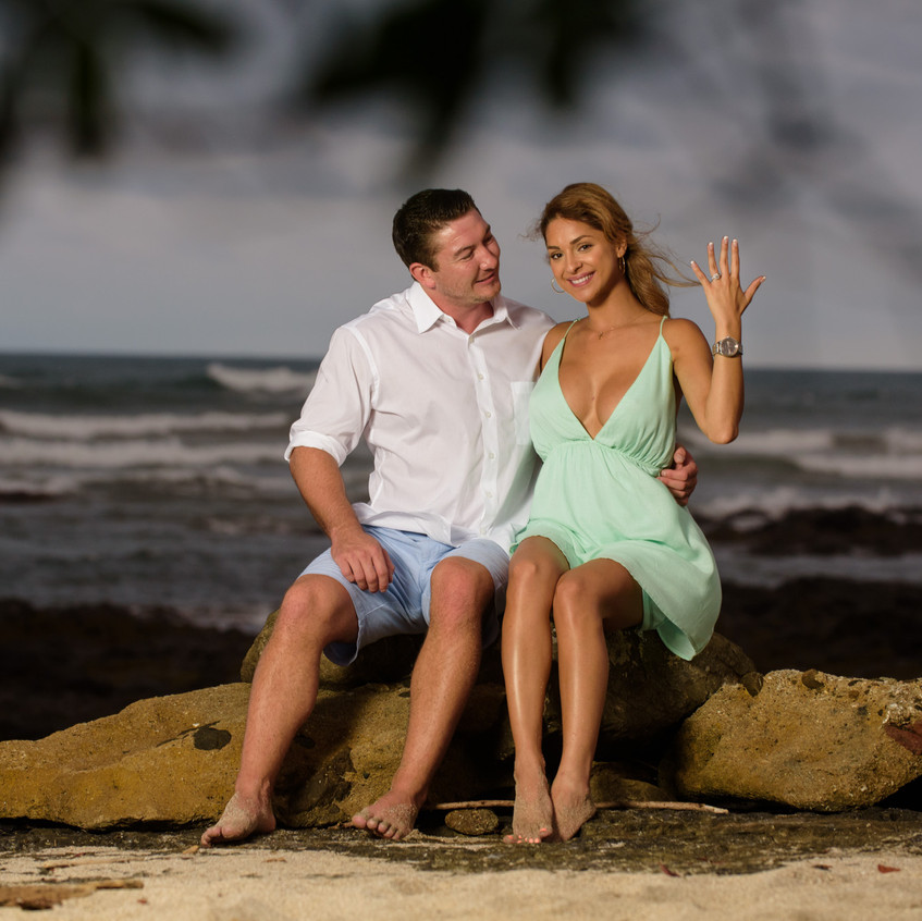 Best photographer for wedding events in Costa Rica