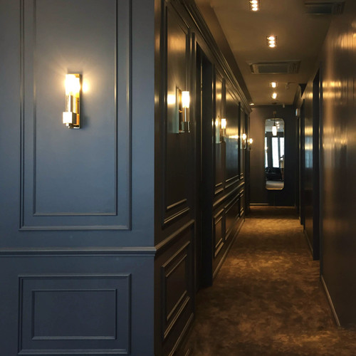 Dress Shop Corridor