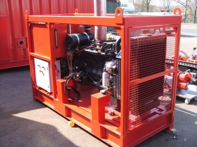 NESL Hydraulic Power Pack 1