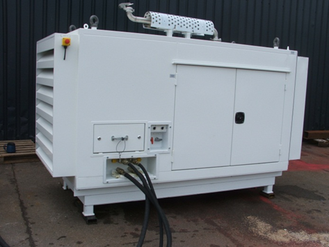 NESL Hydraulic Power Pack