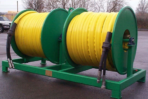 NESL DOUBLE HOSE REEL