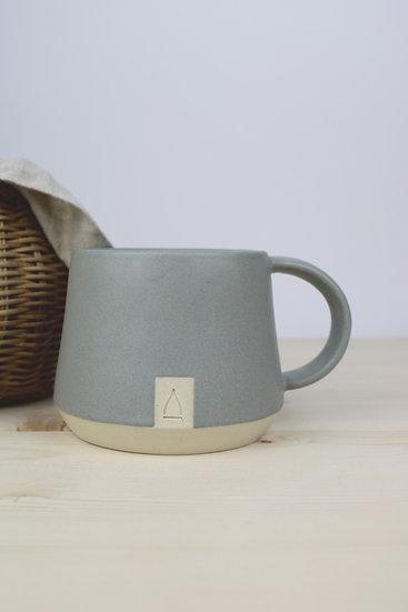 Mug     Matte Grey Blue