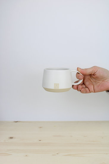 Mug  |  Matte White