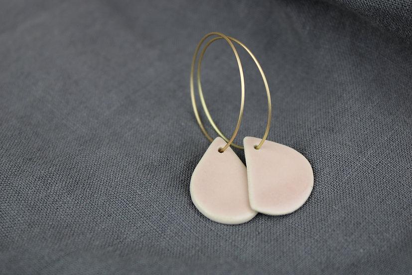 Earrings  | Blush Pink Lovelies