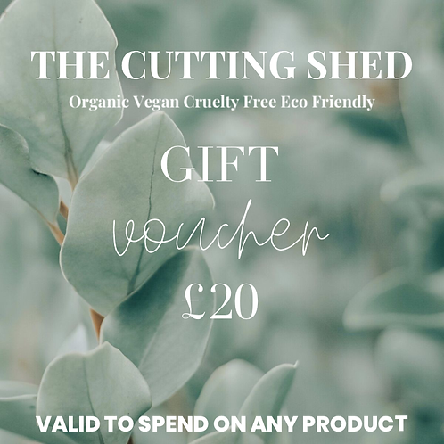The Cutting Shed Gift Voucher