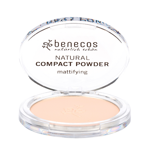 Benecos Natural Compact Powder (Mattifying)