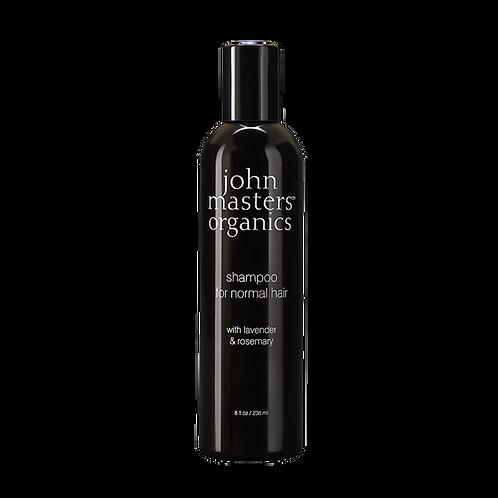 John Masters Organics Lavender & Rosemary Shampoo for normal hair