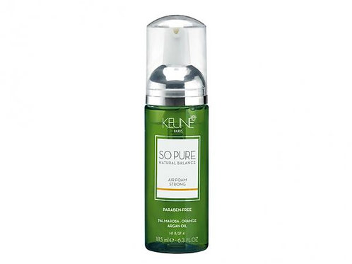 Keune So Pure Hair Foam Strong Hold