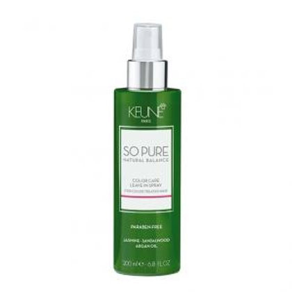 Keune So Pure Colour Care Leave in Spray