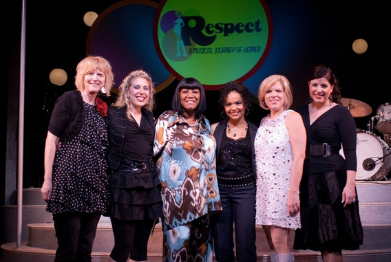 RESPECT backstage with Patti Labelle
