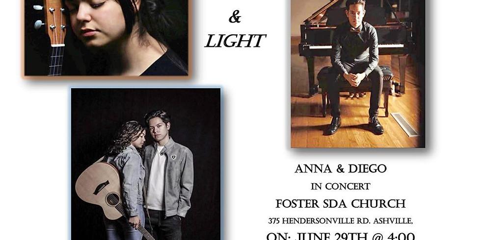 Anna & Diego in Concert