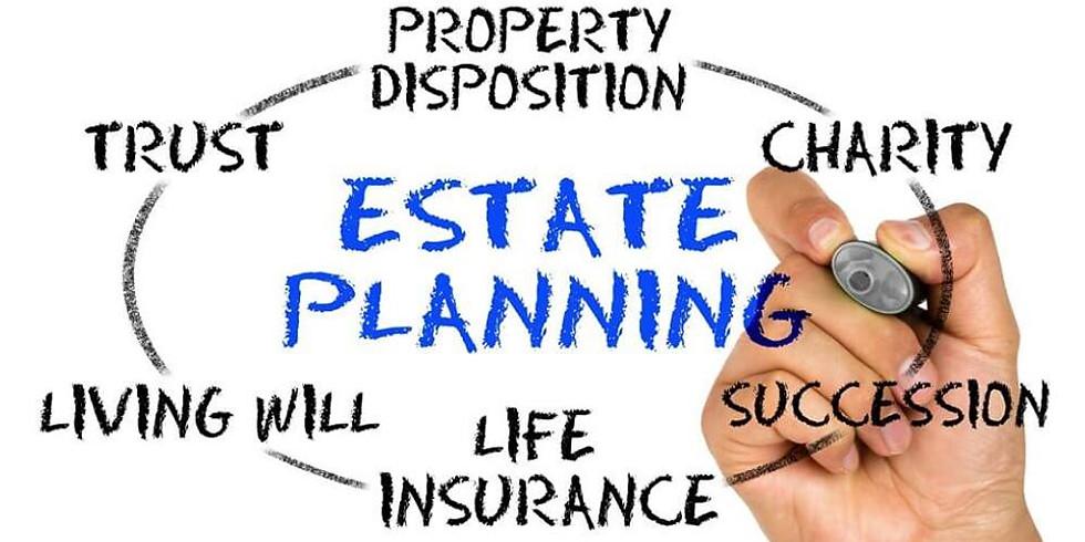 Strauss Law Will & Estate Planning Workshop