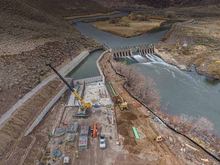 Irrigation Modernization: Water Infrastructure for the 21st Century and Beyond