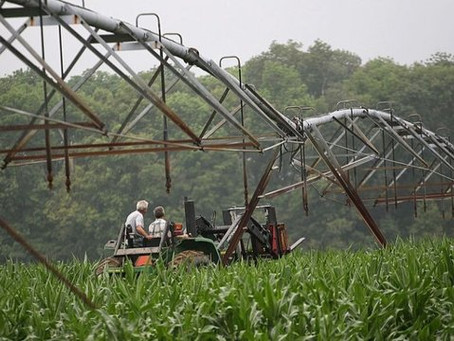 Infrastructure funding should include irrigation modernization, a proven collaborative approach