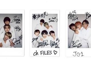 【プレゼント🎁】JO1のサイン入りチェキを3枚セットで1名様にプレゼント!