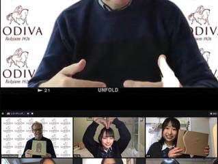 ゴディバ・ジャパンの社長に取材しました。